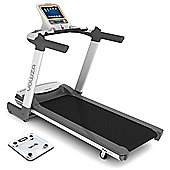 Yowza Atlanta Luxx Treadmill Motorised Folding with Wireless Scale