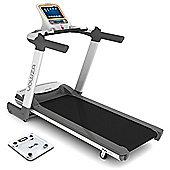 Yowza Atlanta Luxx Treadmill Motorised Folding with Wireless Scale