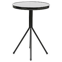 Garden Bistro Table, Black