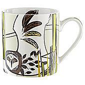 Wildlife Trust  Owl Mug Single