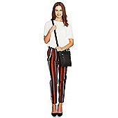 F&F Nylon-Look Cross-body Bag