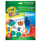 Crayola Finding Dory Color Wonder Stamper & Paper Set