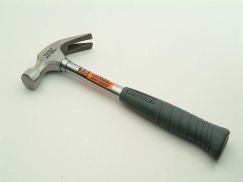 Worldwide 1160 Hercules Tubular Claw Hammer 16Oz