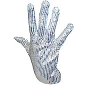 Rubies Fancy Dress - Michael Jackson Sequined Glove - Adults - One Size