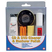 CD & DVD Cleaner & Restorer Polish