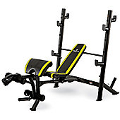 Marcy Bruce Lee Signature Weight Bench Mid Width - 270kg Weight Load