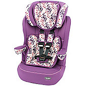 OBaby Group 1-2-3 High Back Booster Car Seat (Little Cutie)