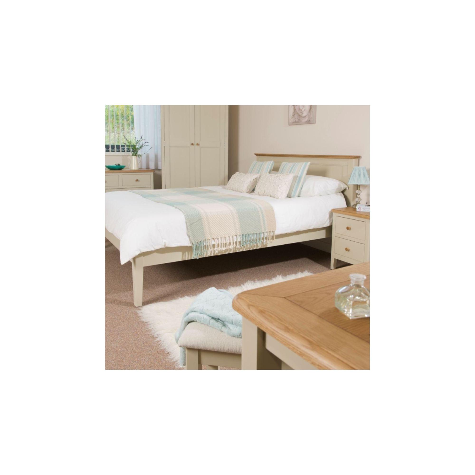 Kelburn Furniture Cottage Painted Bed - King at Tesco Direct