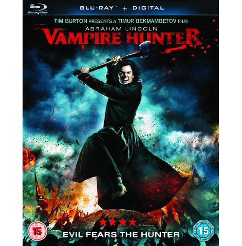 Abraham Lincoln: Vampire Hunter Blu Ray