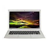 Toshiba CB30-104, 13.3 Chromebook, Intel Celeron N2840, 4GB RAM, 16GB - White