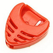Rocket Guitar Pick Holder - Assorted Colours