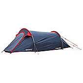 Regatta 2-Man Halin Point 214 Outdoor Tent Blue