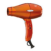 Gamma Piu ETC Light Orange Hairdryer