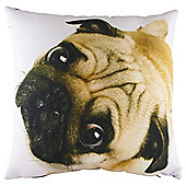 Pug Selfie Cushion