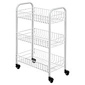 Metaltex Sienna Kitchen Storage Trolley