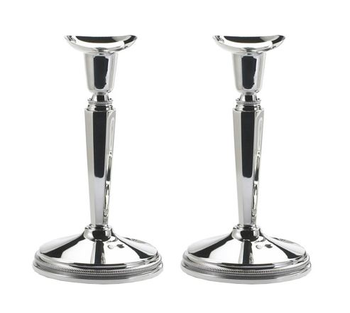 Mema/GAB Classic 85 mm Candlestick (Set of 2)