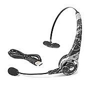 Datel Combat Command Wireless Headset - PS3