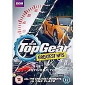 Top Gear Greatest Hits DVD
