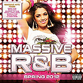 Massive R&B Spring 2012 2CD