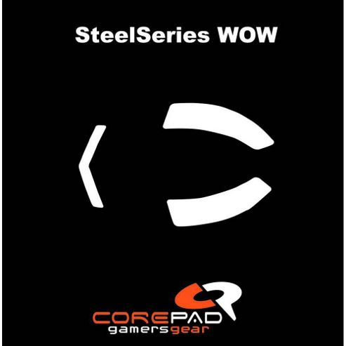 COREPAD Skatez Pro for SteelSeries WOW Mouse Feet CS27840
