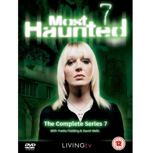 Most Haunted - Complete Season 7 (DVD Boxset)