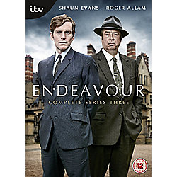 Endeavour: Series 3 DVD