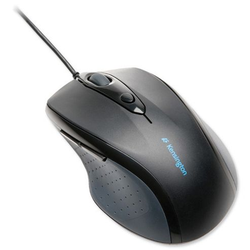 Kensington Pro Fit Full Sized Wired Mouse USB/PS2