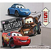 Cars Cars Happy Birthday Add On (2pk)