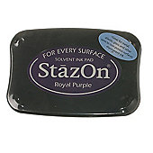 Stazon Ink Pads Royal Purple