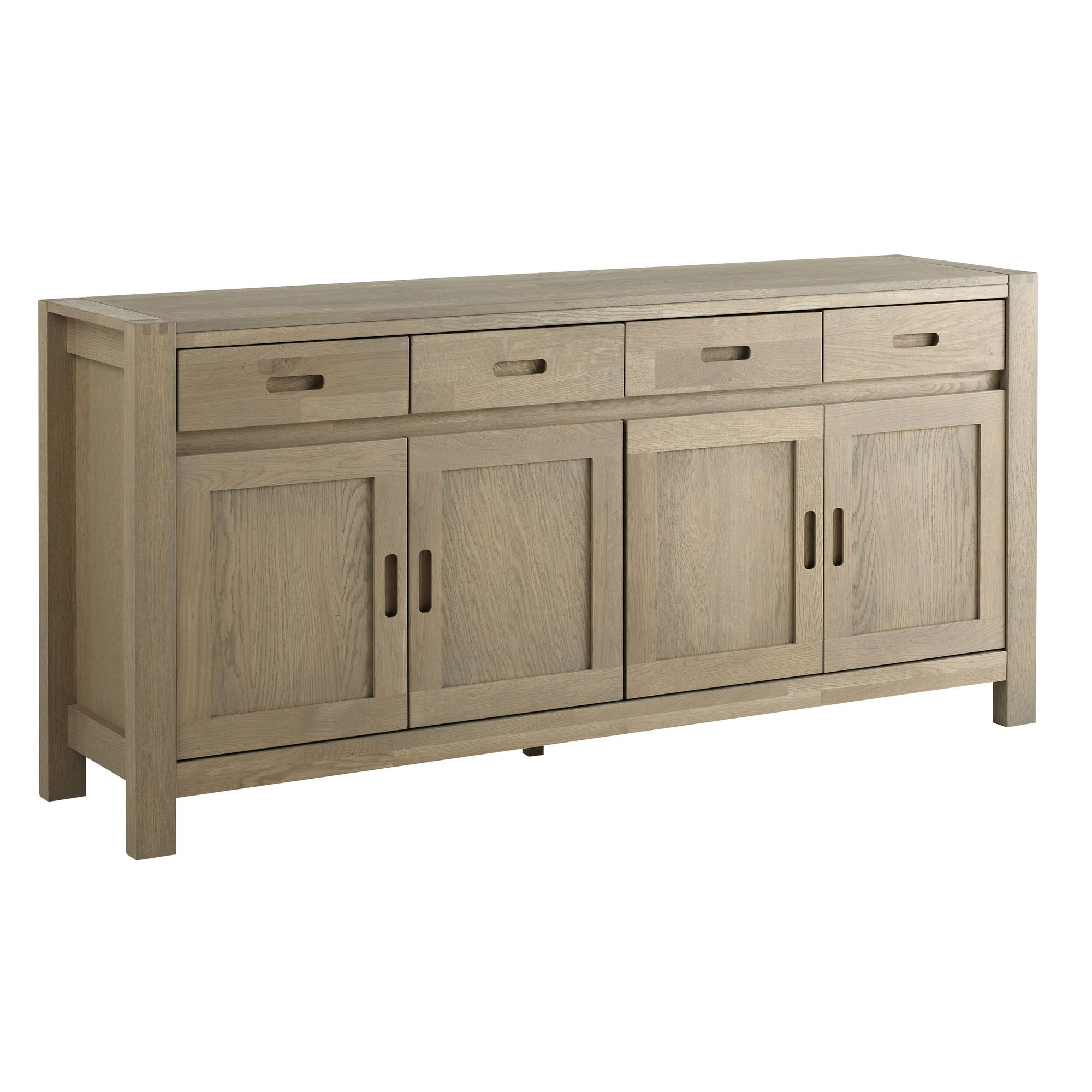 Parisot Ethan 4 Door Sideboard at Tesco Direct