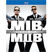 Men In Black / Men In Black 2  (Blu-Ray Boxset)