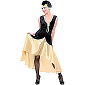 Gatsby Girl - Adult Costume Size: 16-18