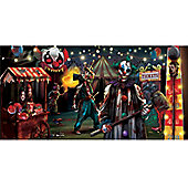 Creepy Carnival Horizontal Banner -