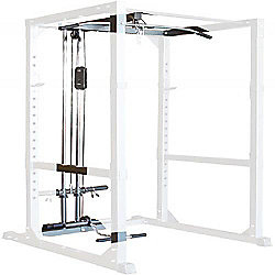 Bodymax CF475 Lat/Low Pulley Attachment for CF475 Heavy Power Rack