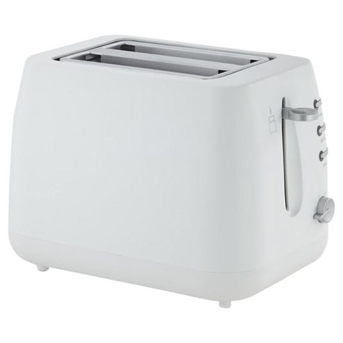 ... Tesco 2 Slice Plastic Toaster - White from our Toasters range - Tesco
