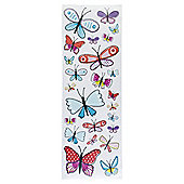 Tesco Kids Butterfly Stickers