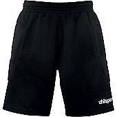 Uhlsport Sidestep Gk Short Junior - Black