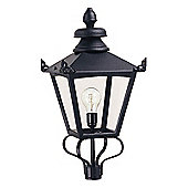 Elstead Lighting Grampian Post Lantern