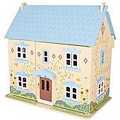 Bigjigs Toys Heritage Playset Sunflower Cottage