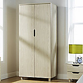 Elements Montana Julia Wardrobe - Beige Oak
