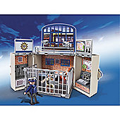 Playmobil - My Secret Police Station Play Box 5421