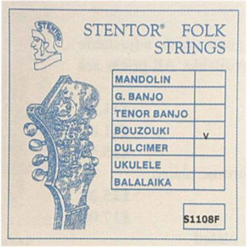 Stentor 806 Banjo Strings - Set of 5 strings