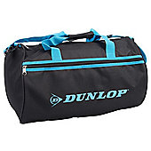 Dunlop Black & Yellow Bag Training Sports Holdall Gym Travel Kit Small