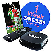 Now TV Box with 1 Week Sky Sports Pass