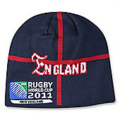 Official England Rugby World Cup 2011 Beanie