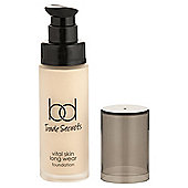 Bd Trade Secrets Vital Skin Long Wear Foundation Natural Skin - 2