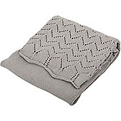 Silver Cloud Baby Boutique Shawl (Baby Grey)