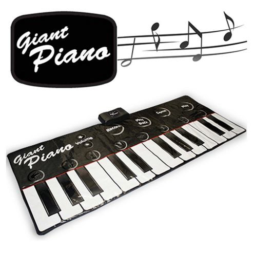 Thumbs Up Gigantic piano Keyboard