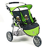 Chic Dolls Twin Jogging Buggy