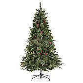 210CM / 7FT LUXURY REGENCY FIR TREE
